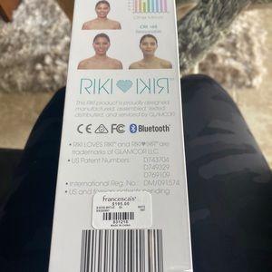 RIKI LOVES RIKI Skincare - RIKI SKINNY Mirror White NWT ✨ NEVER USED